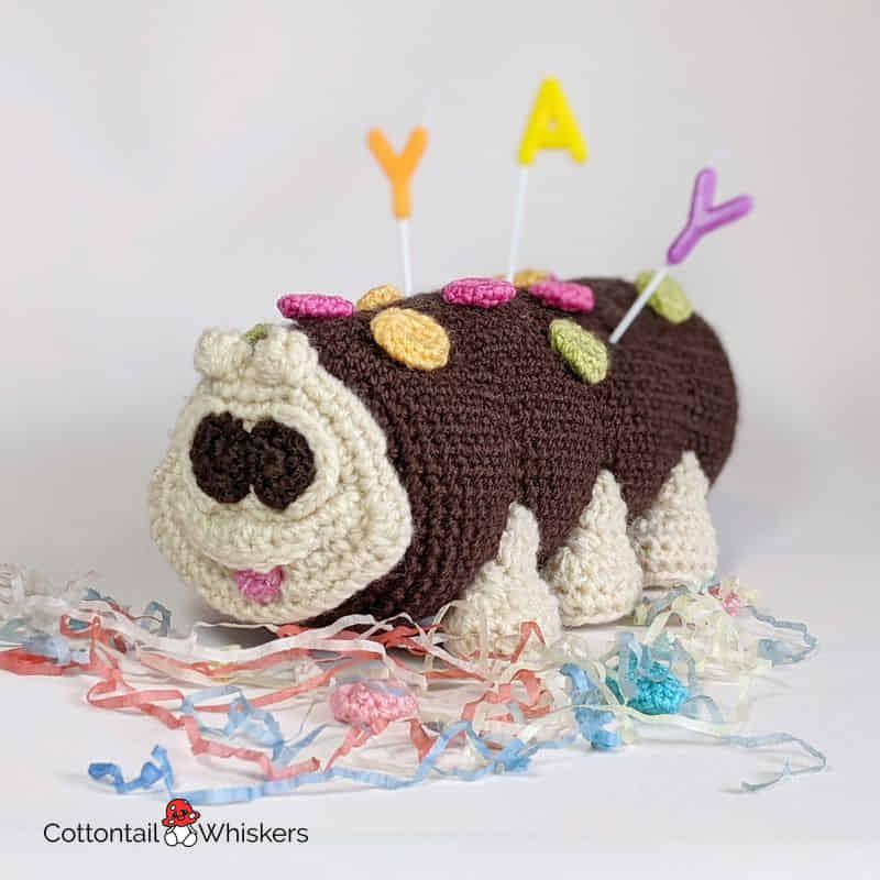 Amigurumi crochet pattern reviews